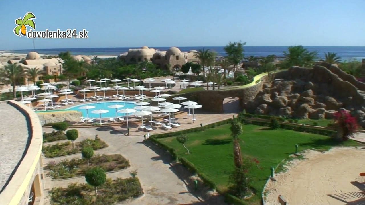 Hotel Utopia Beach Club Marsa Alam Egypt
