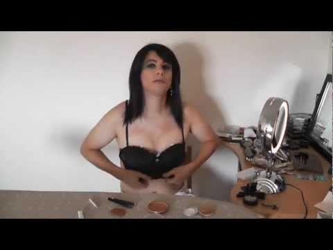 Créer un décolleté pour travesti - Travelog 1 (Amandyne) thumbnail
