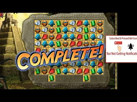 top puzzle game play  -Jewel Quest III [ full HD display ]