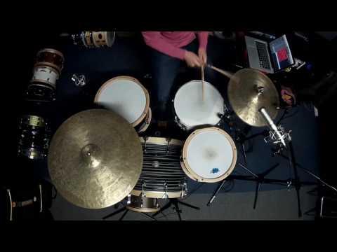 STEVE JORDAN - Rosie (John Mayer) [Drum Cover] by Miki Grau