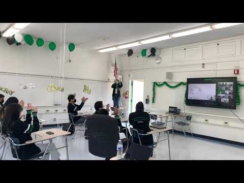 Granada Hills Charter Captures 2021 U.S. Academic Decathlon Title ...