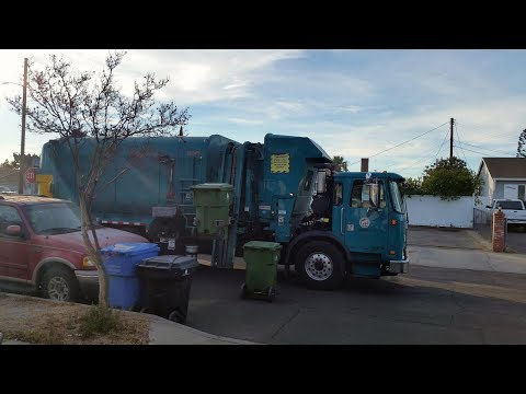 My Trash, Recycling, and Greenwaste Collections of 2017