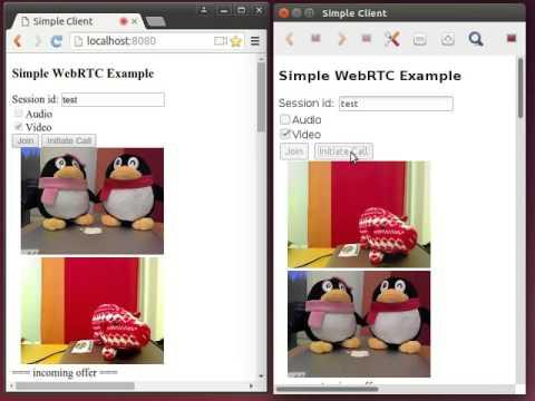 WebKitGTK+ and Chrome WebRTC Interop — WebRTC in WebKit