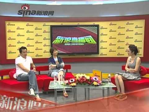 [Sina Video]实录:天娱华谊打造开心魔法 王中磊龙丹妮做客