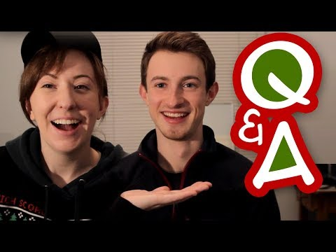 BENTON IS BACK | TOP SURGERY? ARE WE DATING?  - Q&A (Benton and Lindsay)