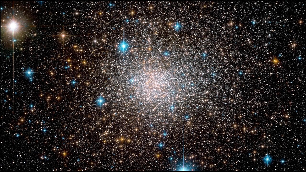Classroom Aid - Globular Star Clusters