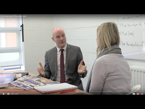 See Principal Donal O'Sullivan's reaction to using Educate.ie