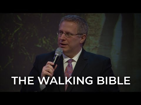 The Walking Bible – Pastor Raymond Woodward