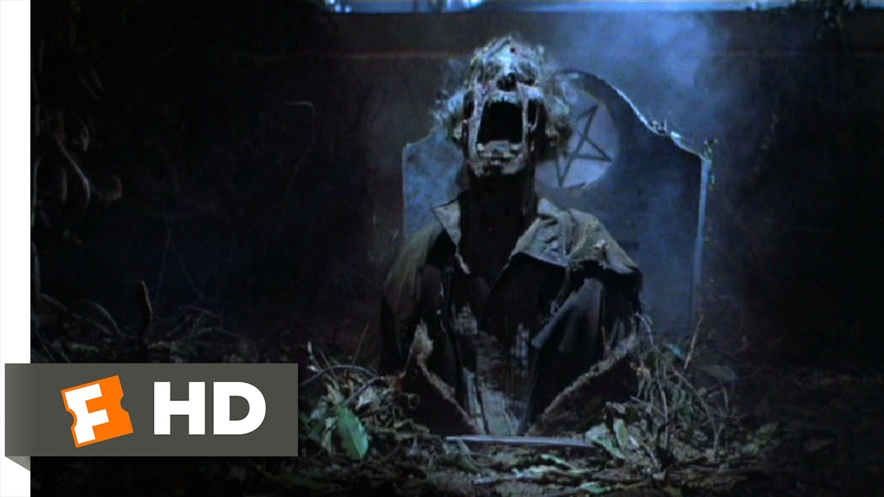 Download Ghoulies (6/11) Movie CLIP - Jonathan Raises His Father (1985) HD