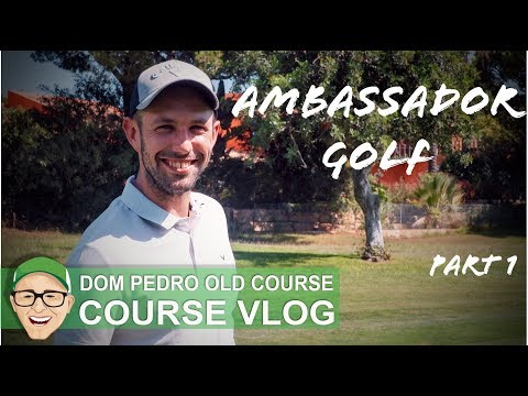 DOM PEDRO OLD COURSE - AMBASSADOR GOLF