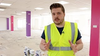 Changing Lives Office Fit Out - Project Update