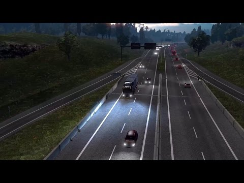 Euro Truck Simulator 2 👨🏻 Altkunststoff von Dresden DE nach Dover GB 🚛 T500RS GT