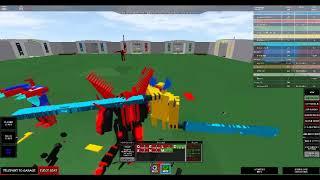 Roblox BYM Team battle Mode