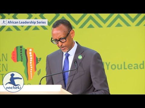 Africa Has Everything it Needs to Succeed ,Africa Union Head Kagame