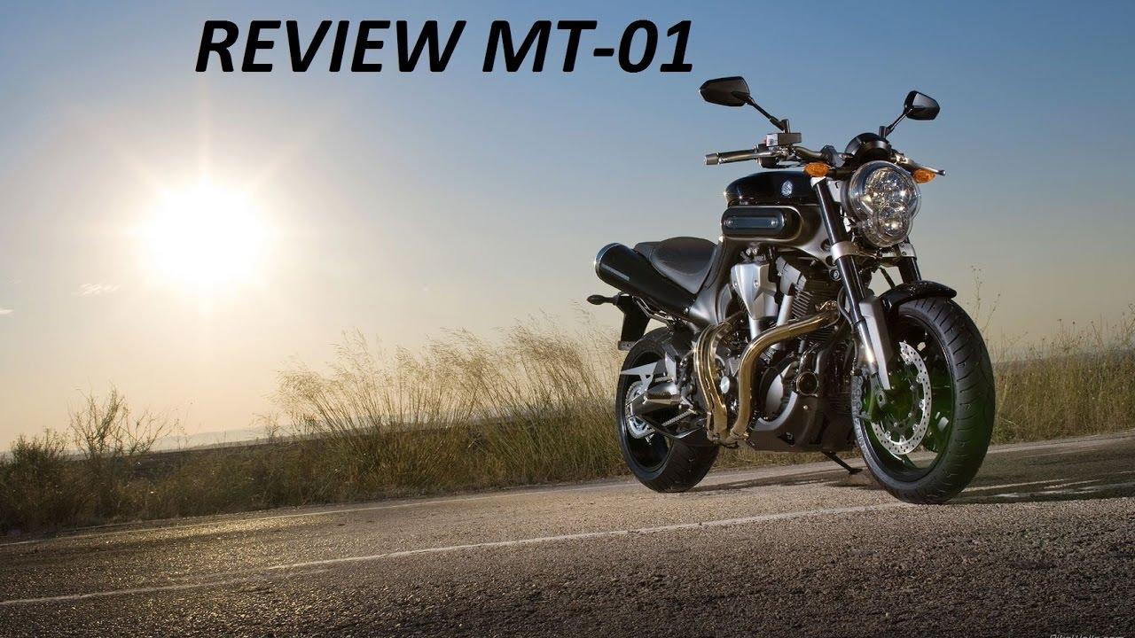 Обзор Yamaha MT-01. Очень крут и недооценен. - YouTube