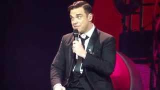 Robbie Williams - If I Only Had A Brain (O2 Arena Prague, 26.4.2014)