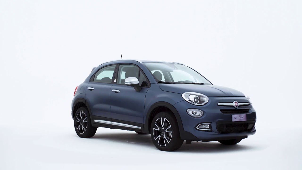 fiat 500x mirror uconnect youtube. Black Bedroom Furniture Sets. Home Design Ideas