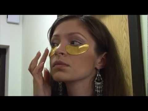 Коллагеновая маска Crystal Gold