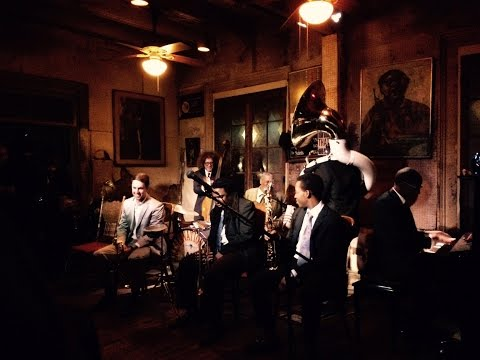 Preservation Hall Jazz Band on New Years 2015
