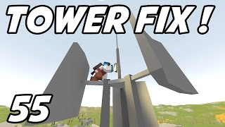 "UNTURNED - E55 ""Repairing Broadcast Towers!""  (Russia Map Role-Play)"