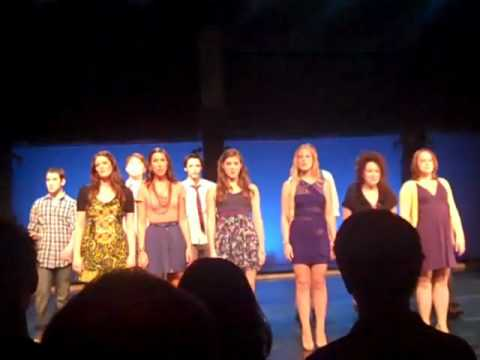 Fantasy by Earth Wind and Fire sung by Boston Conservatory C/O 2010