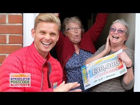 Street Prize Winners - IP4 2LH In Ipswich On 24/09/2017 - People's Postcode Lottery