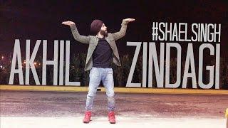 Dance On Zindagi By   Akhil   Shael Singh   Desi Routz   Latest New Punjabi Song 2017