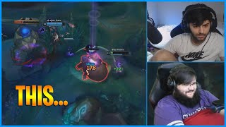 Here's How Pink Ward Shares Blue Buff...LoL Daily Moments Ep 975
