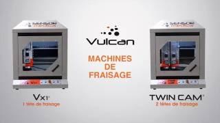 Fraiseuses VULCAN - Machines de fraisage numérique 3D(, 2016-05-25T12:54:02.000Z)