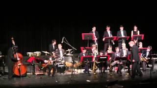 Spring Concert 2014: Perdido (Jazz Band)