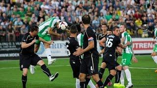 Žalgiris 0:2 Dinamo: įvarčiai (Čempionų lygos atranka; 2014-07-22)(, 2014-07-22T19:59:10.000Z)