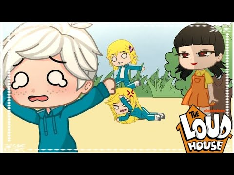 ⚠️If The Loud House Was On The Squid Game💥||Gacha Club|| -Skyler RUBY