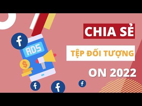 Kiến thức quảng cáo Facebook – Chia sẻ tệp đối tượng với tài khoản khác