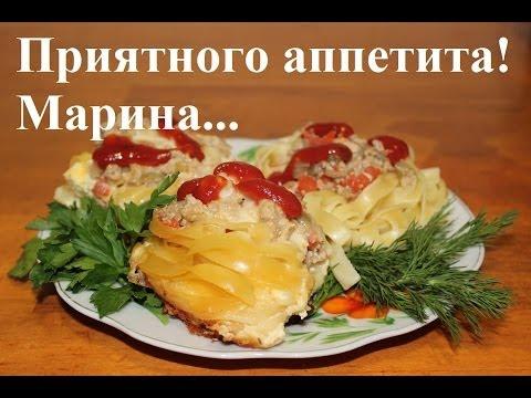 Фаршированные макароны с фаршем рецепт с фото в мультиварке