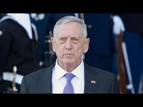 Secretary of Defense Mattis to testify on military readiness