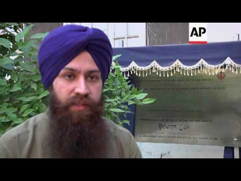 Pakistani Sikhs reopen temple after 73 years