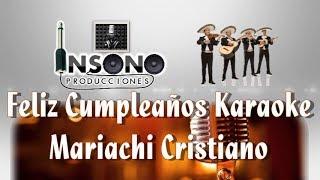 Feliz cumpleanos mariachi karaoke