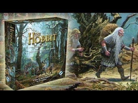 Настольная игра Хоббит (Настолочки №5)
