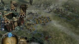 Battle for Middle Earth 2 Gameplay