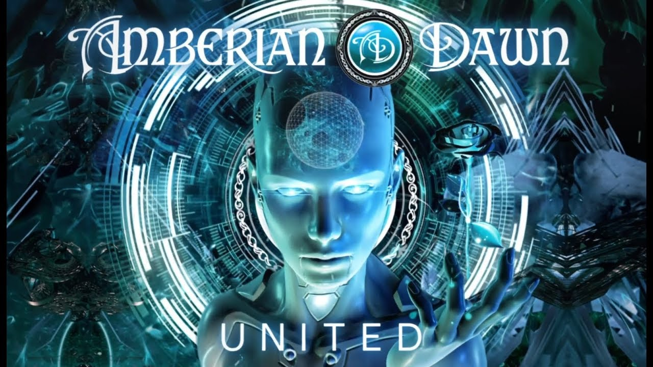 AMBERIAN DAWN - United (Official Lyric Video)   Napalm Records