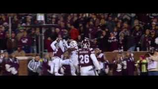 Relentless: Mississippi State Football - 2015 Trailer