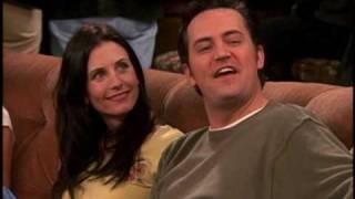 Friends/Rachel reads Chandler's horoscope.(The One Where Ross Meets Elizabeth's Dad)