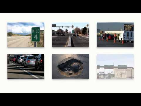 UDOT's Linear Reference System (LRS) Demo