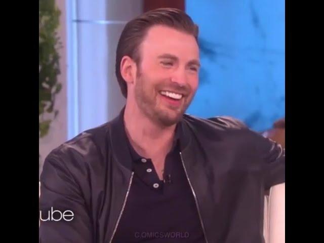 Chris Evans a real-life Captain America - INSIDER