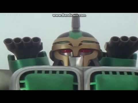 [GaoRanger] Gao Muscle First Battle