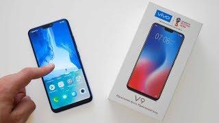 Vivo V9 - Официальный смартфон FIFA 2018