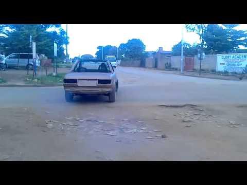 Zambian Drifter