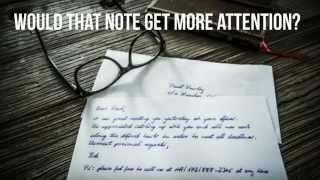 Pensaki.com - your digital private secretary for your handwritten notes