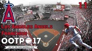 OOTP 17 Angels Franchise :: Episode 11 :: Progress