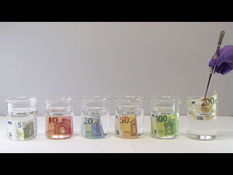 Euro Banknotes - Made To Last